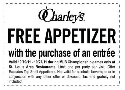 picture relating to Ocharleys Printable Coupons known as Ocharleys coupon codes 2018 / How toward get hold of numerous coupon