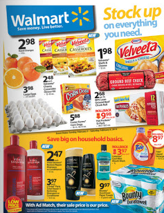 Here are the deals from this week's Walmart Ad – Don't forget to