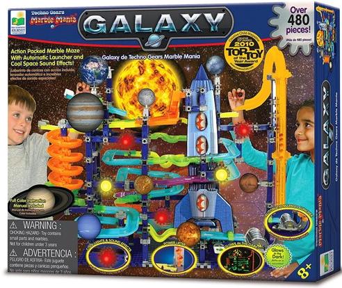 Techno Gears Marble Mania Galaxy 59 99 Retail 115 99
