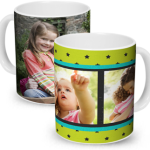 Personalized 11oz Mug + 40 4×6 Prints $7.99 Shipped