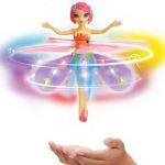 Deluxe Light Up Flutterbye Fairy – Rainbow $11.97 (Retail $39.99)