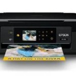 Epson Expression XP-410 Wireless Color All-in-One Inkjet Printer  $59.99 (Retail $99.99)