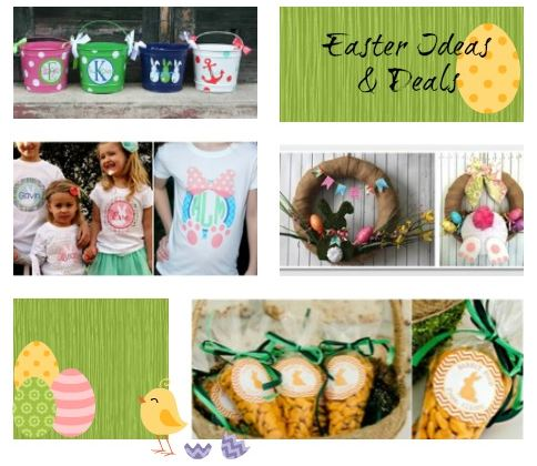 Easter Deals Basket Fillers Home Decor Buckets More Up To 60 Off Stl Mommy