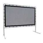 Camp Chef Indoor/Outdoor Movie Screen $194.99 (Retail $299.99)