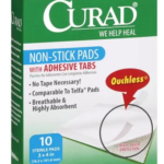 Walmart – Free Curad Tape Or Guaze Pads