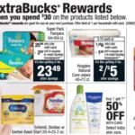 CVS – Huggies Diapers As Low As $3.74