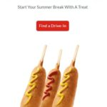 Sonic – $0.50 Corn Dogs Tuesday May 24th