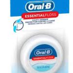 Walmart – Oral-B Essential Floss $0.97