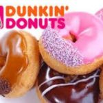Dunkin' Donuts – Free Donut With Beverage Purchase June 3rd