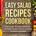 FREE – Easy Salad Recipes Cookbook