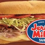 Free Jersey Mike's Regular Sub