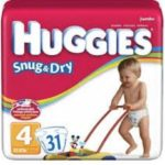 Hot Diaper Deals This Week – Huggies As Low As $3.99 + More