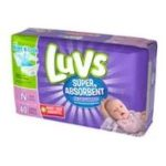 High Value Luvs Diapers Offers = Diaper Packs As Low As $2.97