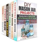 FREE Mug Meals and Mason Jar – 6 Book Box Set