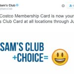 Costco Members Try Sam's Club FREE + Sam's Club Membership & $10 Gift Card $25
