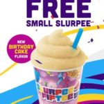 7-Eleven – Free Small Slurpee July 11th