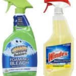 Target – Windex, Scrubbing Bubbles, Shout & More 44¢ Each