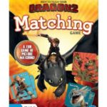 How To Train Your Dragon 2 Matching Game $1.97 Shipped