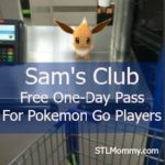 Sam's Club Rewards Pokemon Go Players With A Free One-Day Shopping Pass