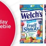 Shop 'n Save – Free Welch's Fruit Snacks
