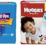 CVS – Huggies Diapers or Pull-Ups $4.66 Each