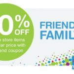 Walgreens – Save An Additional 20% On Select Items July 29th