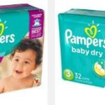 CVS – Pampers Jumbo Pack Diapers As Low As $4.12 Each