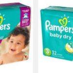 CVS – Pampers Jumbo Pack Diapers As Low As $4.12 Each
