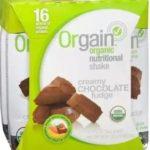 Walgreens – Orgain Organic Nutrition Shakes 4 Pack $2.49