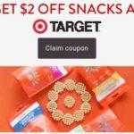 Target – NatureBox Snacks $1