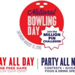Free Bowling Today At Brunswick & AMF Locations