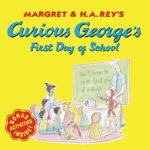 Curious George's First Day of School Book ONLY $2.82 (Retail $4.99)