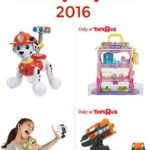 Toys R Us Holiday Toy List 2016