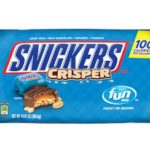CVS – Halloween Snickers Crisper Fun Size Bags 63¢
