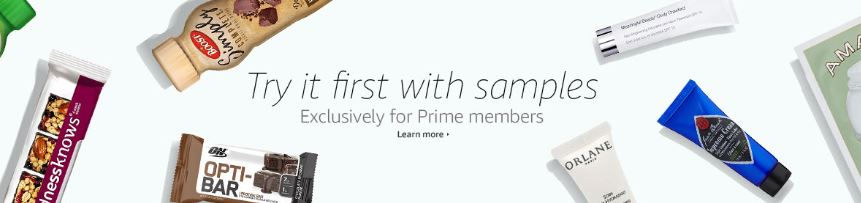 Amazon Prime Members Sample Pr...
