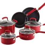 Guy Fieri Nonstick Cookware Set (10-Piece) $59.99 (Retail $199.99)