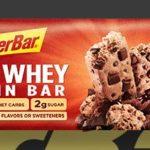 FREE PowerBar Clean Whey Protein Bar