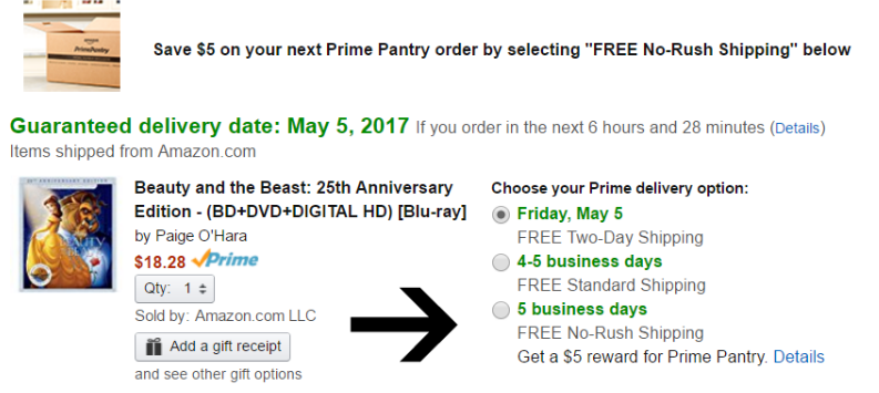 Amazon FREE Shipping For NonPrime Members Has Dropped To 25