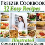 FREE Complete Freezer Meals eCookbook