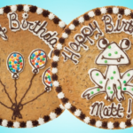 Great American Cookies 12″ Cookie Cake $11.20