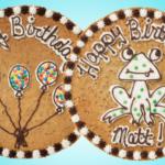 Great American Cookies 12″ Cookie Cake $11.20