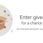Amazon Giveaways – Enter To Win Household Products + More