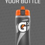 Free Customized Gatorade Bottle – No Longer Available