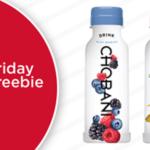 Shop 'n Save – Free Chobani Drinks