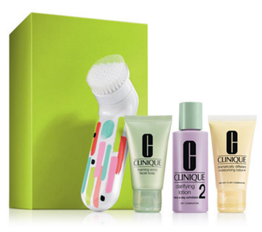 Clinique 4-Piece Clean Skin, Great Skin Gift Set for Drier Skin (Type I/II) + Bonus Offer $89.50 Shipped - STL Mommy