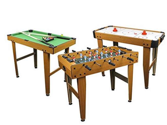 Homewear game tables retail stl mommy for Supreme 99 table game