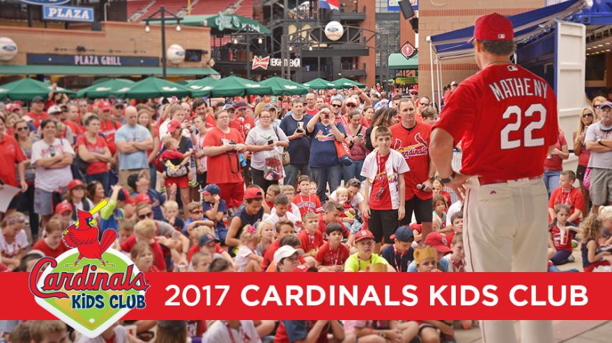 Cardinals Kids Club Autograph Party
