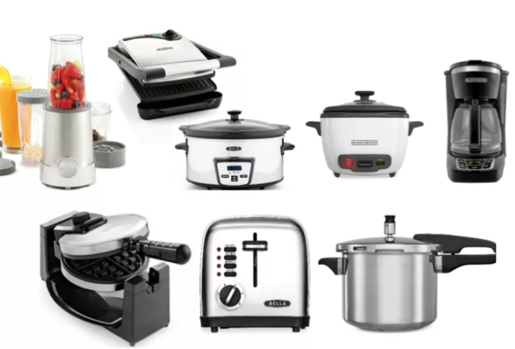Macy S Bella And Black Decker Small Appliances After Rebate Stl Mommy