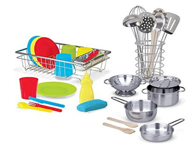 Melissa and doug kitchen full image for melissa and doug for Kids kitchen set canada