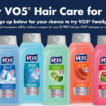 Free Coupon for Full-Size VO5 Shampoo or Conditioner (Select Consumers Only)